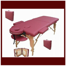 034 PORTABLE MASSAGE BED