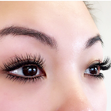 Lower Lash Extensions