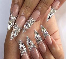 Nails Acrylics, Gels, Designs
